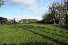 Trainingsveld KC Kennemerland